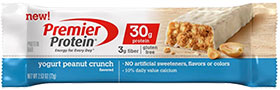 Premier Protein® Yogurt Peanut Crunch Bar