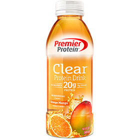 Image of Premier Protein® Orange Mango Drink Package