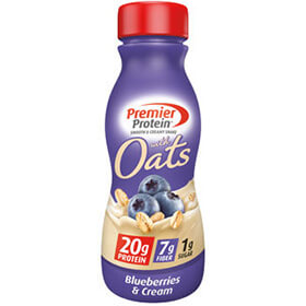 Image of Blueberries and Cream, 11.5 fl. oz. Package