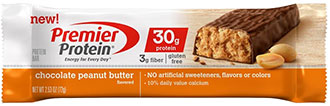 Image of Premier Protein® Chocolate Peanut Butter Bar Package