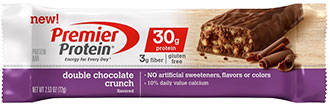 Premier Protein® Double Chocolate Crunch Bar