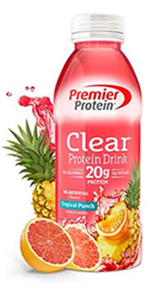 Image of Premier Protein® Tropical Punch Drink Package