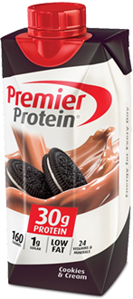 Image of Premier Protein® Cookies 'n Cream Shake Package