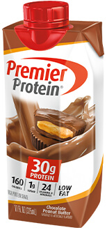 Image of Premier Protein® Chocolate Peanut Butter Package