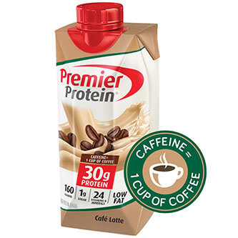 Image of Premier Protein® Café Latte Package