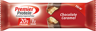Image of Premier Protein® Chocolate Caramel Bar Package