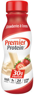 Image of Strawberries and Cream, 11.5 fl. oz. Package