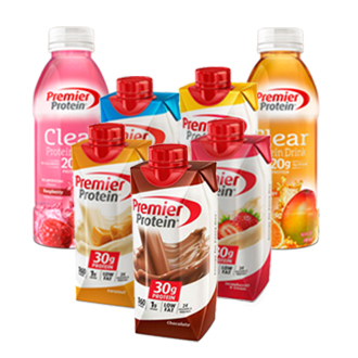 Image of Shake & Clear Drink Variety 14-Pack Package