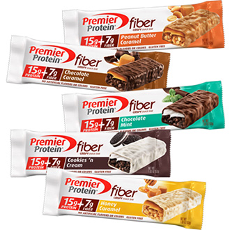 Image of Fiber Bar Variety Pack Package