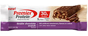 Image of Premier Protein® Double Chocolate Crunch Bar Package
