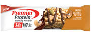 Image of Premier Protein® Crunchy Nut Bar, Salted Caramel Cashew, 1.65 oz. (10 Count) Package