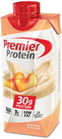 Premier Protein® Peaches 'n Cream Shake [prem-716075.jpg] - Click for More Information