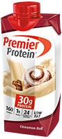 Image of Premier Protein® Cinnamon Roll Package