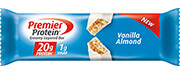 Image of Premier Protein® Vanilla Almond Bar Package