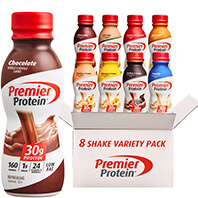 Image of 30g Protein Shakes, 8 Flavor Variety Pack, 11.5 fl. oz. Package