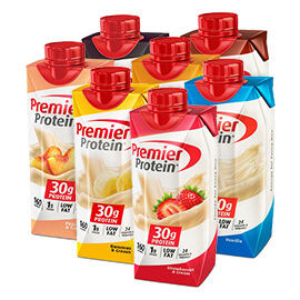 Image of Complete Shake Variety 36-Pack packaging