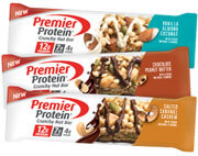Image of Crunch Nut Bar Variety 30 Pack Package
