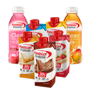 Shake & Clear Drink Variety 14-Pack [prem-skeclr14.jpg] - Click for More Information