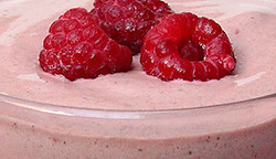 Image of the Berry Chocolate Shake recipe, finsihed